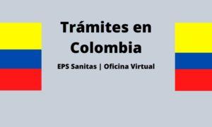 EPS Sanitas Oficina Virtual